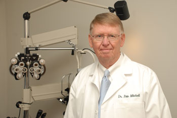 Dr. Pete Mitchell - Emeritus